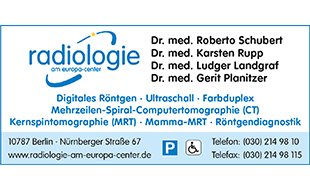 Logo von Radiologie am Europa-Center