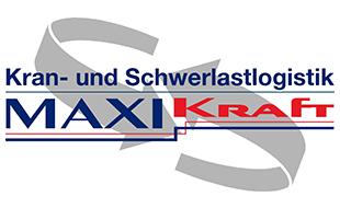 Logo von MAXIKraft Kran und Schwerlastlogistik e.K.