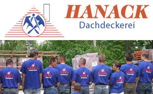 Logo von HANACK Dachdeckerei GmbH