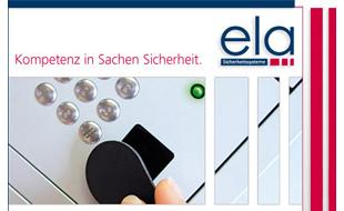 ela Werder Sicherheitssysteme GmbH
