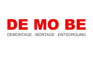 DE MO BE Demontage, Montage und Entsorgung