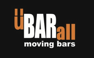 Logo von üBARall moving bars, Inhaber: Markus Weilnböck