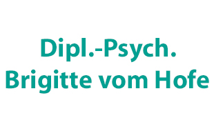 Logo von Hofe Brigitte von Dipl.-Psych.