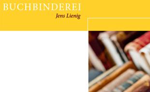 Buchbinderei Jens Lienig