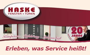 HASKE - Fenster + Türen