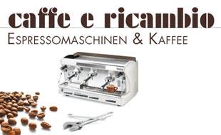 Logo von Caffé e ricambio, Inh. Richard Dittrich