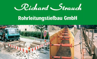 Logo von Richard Strauch Bauunternehmung GmbH