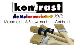 Gebhard, Lutz und Stefan Schweinoch - Kontrast die Malerwerkstatt GbR