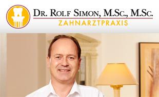 Simon, Rolf, Dr., M.Sc., M.Sc.