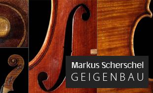 Logo von Scherschel, Markus Geigenbau