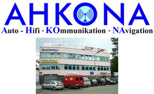 AHKONA Auto Hifi KOmmunikation NAvigation