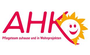 Logo von AHK Pflegeteam GmbH