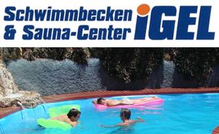 Igel Schwimmbecken und Sauna-Center