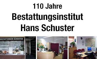 Logo von Bestattungsinstitut Schuster