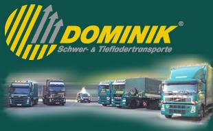Dominik Baumaschinen + Transporte