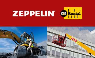 Zeppelin Rental GmbH - Mietstation Berlin-Reinickendorf