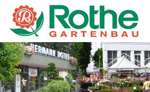 Logo von Hermann Rothe Gartenbau GmbH