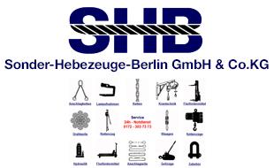 SHB Sonder-Hebezeuge Berlin GmbH & Co. KG