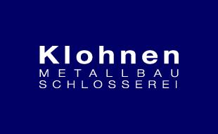 Klohnen Erhard, Metallbau