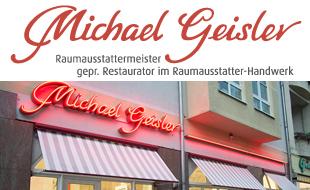 Logo von Geisler GmbH, Michael - Raumausstattermeister