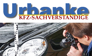 Logo von Dipl.-Ing. G. Urbanke & Partner Kfz-Sachverständige