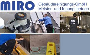 Miro Gebäudereinigungs-GmbH