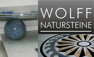 Logo von Wolff Natursteine
