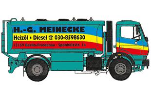 Logo von H.-G. Meinecke GmbH & Co. KG