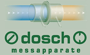 Logo von Dosch Messapparate GmbH