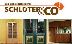 Logo von Schlüter & Co. Tischlereibetrieb GmbH