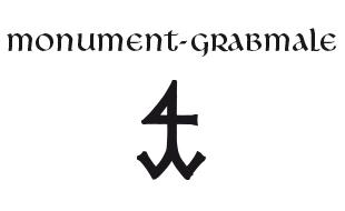 Monument-Grabmale