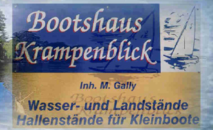 Bootshaus Krampenblick Martina Gally