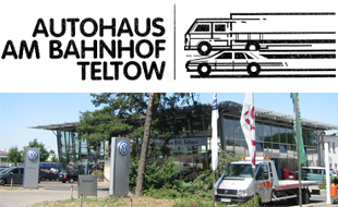 Logo von Autohaus am Bahnhof Teltow GmbH