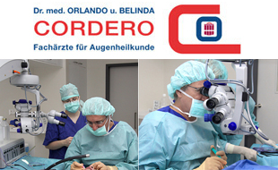 Bild zu Cordero, Orlando, Dr. med. und Belinda Cordero in Berlin