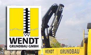 Logo von Wendt Grundbau GmbH