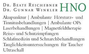 Reichebner, Beate, Dr. med. und Dr. med. Gunnar Winkler