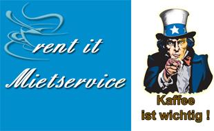 rent it Mietservice Kaffeeautomaten Verkauf + Vermietung