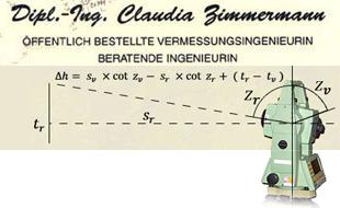 Logo von Zimmermann Claudia Dipl.-Ing.