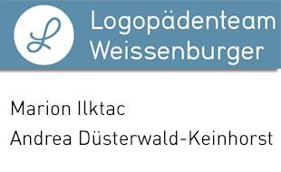 Düsterwald-Keinhorst, Andrea und Marion Ilktac,  - Logopädenteam