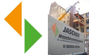 Jaschek Industrieservice GmbH Maschinentransporte Fabrikumzüge