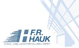 Bild zu F. R. Hauk Stahl- und Leichtmetallbau GmbH in Berlin