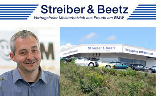 Beetz & Streiber Vertragsfreier Meisterbetrieb aus Freude am BMW