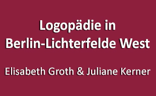 Logo von Logopädische Praxis Elisabeth Groth & Juliane Kerner