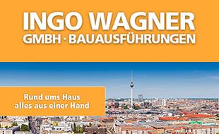 Logo von Ingo Wagner GmbH