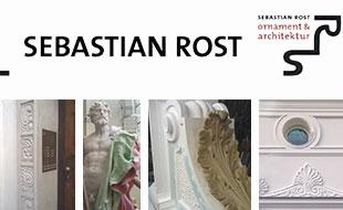 Logo von Rost, Sebastian - Ornament und Architektur