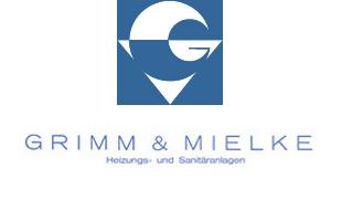 Logo von Grimm & Mielke Heizungs- und Sanitäranlagen GmbH