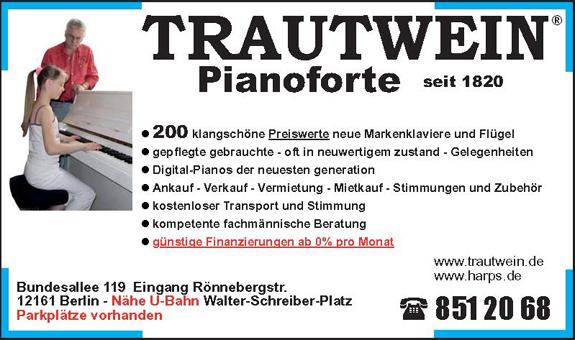Bild 10 Richter, Trautwein Pianoforte Vertriebs GmbH in Berlin