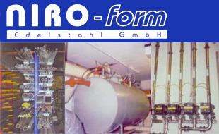 Logo von Niro-Form Edelstahl GmbH