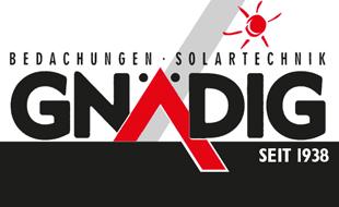 Gnädig Dachdeckermeister GmbH, Willi