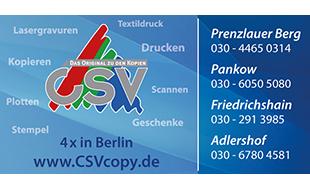 CSV Service-Vertrieb-Kopieren GmbH